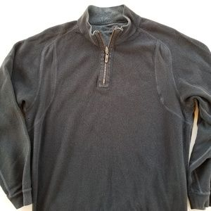 Tommy Bahama Pull Over 1/4 Zip Sweater Mens 2XL